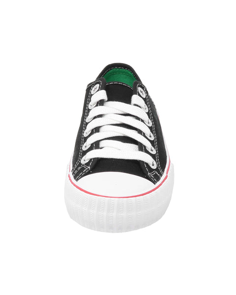Pf-Flyers Center Lo Top Black/White Men's Shoes