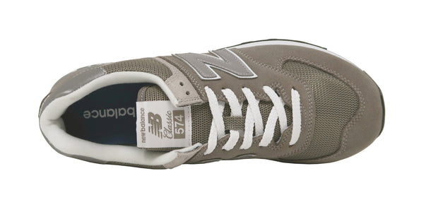 New Balance Classic 574 Grey/Light Grey Men's Shoes