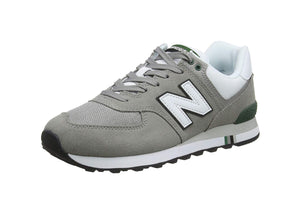 New Balance 574 Grey/White Men's Shoes