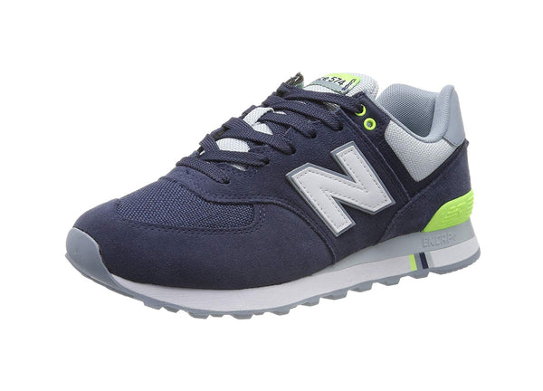 New Balance 574 Blue/Grey Men's Shoes