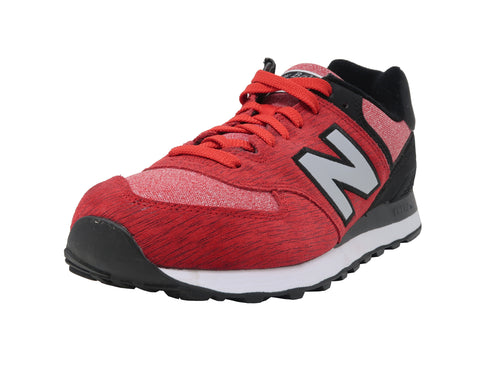 New Balance 574 Red/Black Men's Shoes