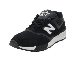 New Balance 597 Black/White Men's Shoes
