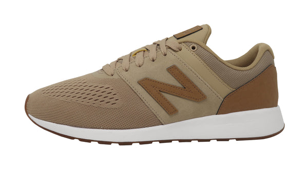 New Balance 24 Beige/Tan/Gum Men's Shoes