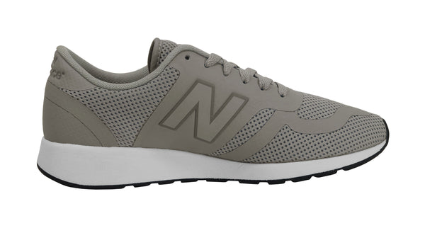 New Balance 420 Grey/White Men's Shoes