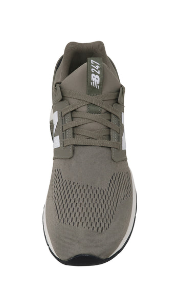 New Balance 247 Grey/White Men's Shoes