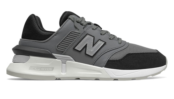 New Balance 997 Charcoal/White Men's Shoes