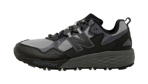 New Balance Trail Running Charcoal/Black/Grey Men's Shoes