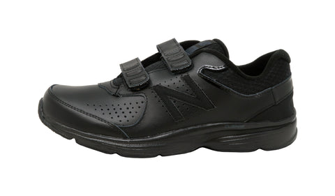 New Balance 411 Hv2 2E Wide Black/Black Men's Shoes