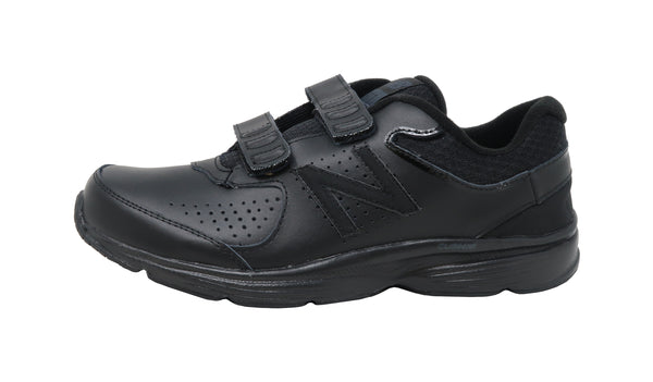 New Balance 411 4E XWIDE Black/Black Men's Shoes