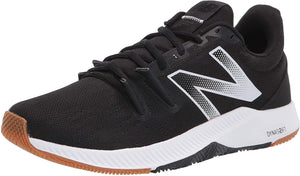 New Balance Cross Trainer Black/White Men's Shoes