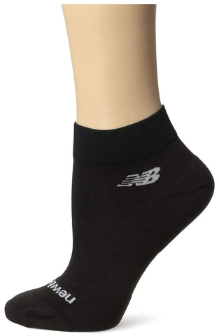 New Balance Black Technical Elite NBx Ankle Men Socks