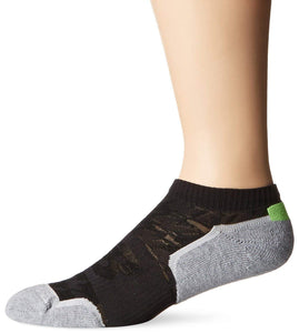 New Balance Technical Elite Low Cut Black/Grey Men Socks