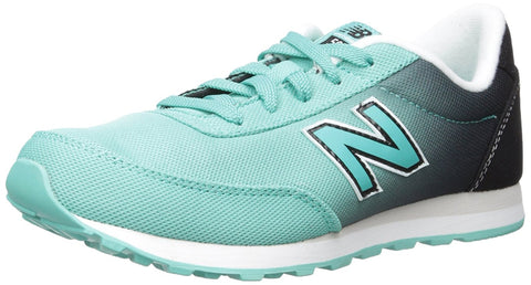 New Balance 501 Teal/Black/White Youth Shoes