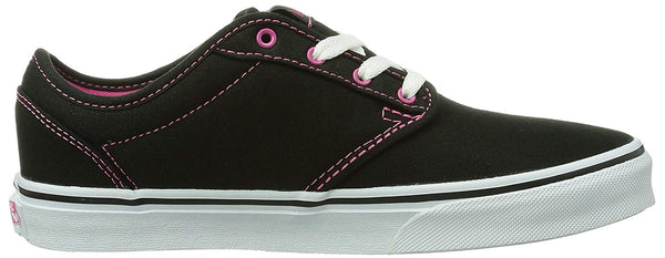 Vans Atwood Black/Pink Little Kids Shoes