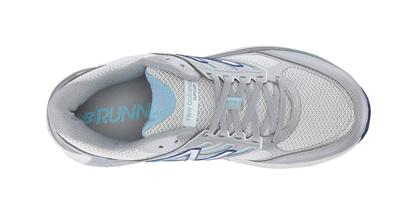 New Balance 1340 Grey/Blue/White Women's Shoes