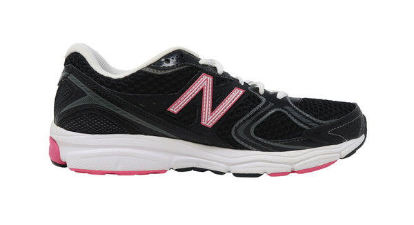 New Balance 580 Black/Pink Women's Shoes