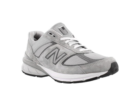 New Balance 990v5 Grey/Castlerock Women Shoe