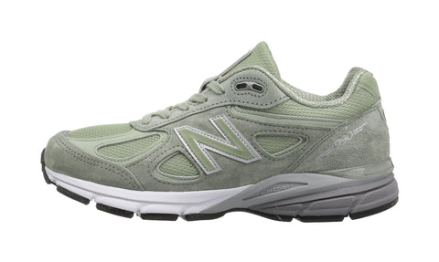 New Balance 990 Mint/White Women's Shoes