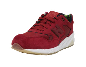 New Balance 580 Russet Red/White Women's Shoes