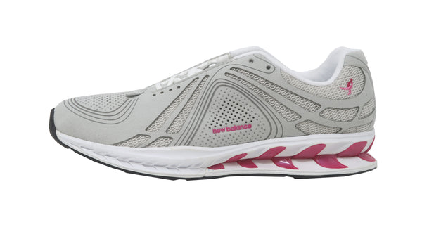 New Balance 1100  Grey/Pink Toning Viz Women's Shoes