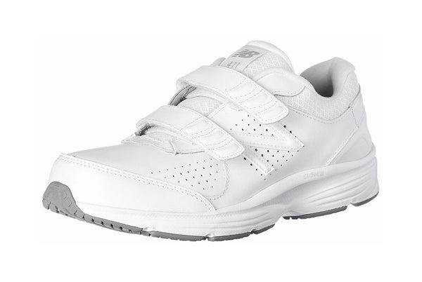 New Balance 411 White/White 2 Straps Women's Shoes