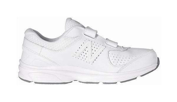 New Balance 411 Wide White/White 2 Straps Women's Shoes