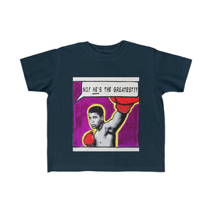 Kid's Fine Jersey Tee Designed by Dr. David Turok in honor of Andrew Nusbaum