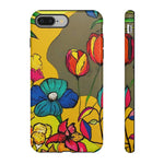 Tough Cases Designed by Jacqueline Carmody and Inspired by Elisa Salazar