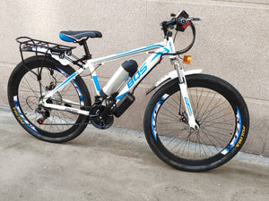 Electric Mountain Bikes Hire