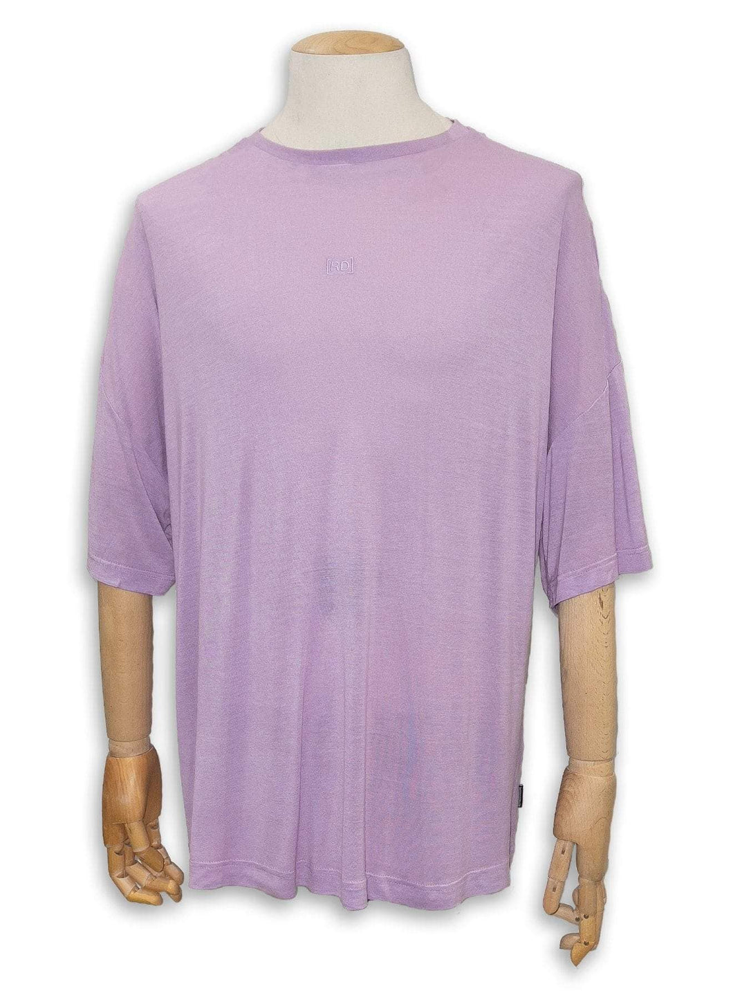Reese Drop Tee / Lavender Frost