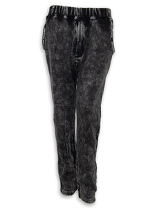 Taylor Sweatpants / Black Acid