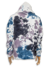 Load image into Gallery viewer, Kim Hoodie / Lavender Frost Tie Dye