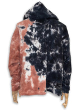 Load image into Gallery viewer, Kim Hoodie / Pink Salt Tie Dye