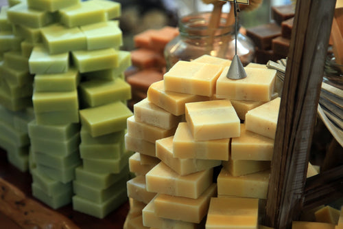 what are bar soaps made of?