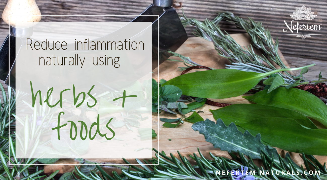 natural remedies to fight inflammation naturally