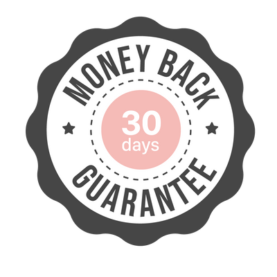 money back guarantee on our holistic skincare