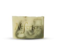 natural soap with organic essential oils holistic