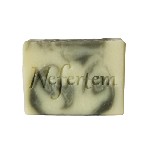 tea tree neem soap with natural ingredients