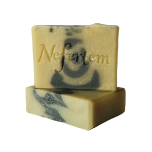 clarity natural soap by nefertem