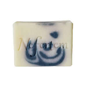 peppermint and rosemary natural soap