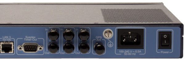 NEW Microsemi Symmetricom SyncServer 1520R-S250 GPS NTP Network Time Server-www.prostudioconnection.com