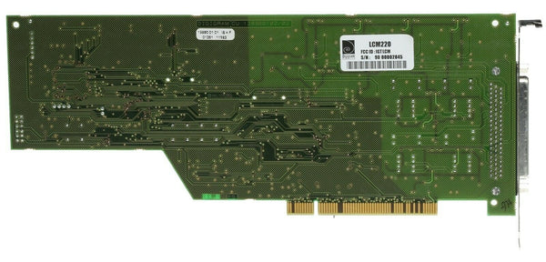Digigram LCM220 Broadcast Balanced Audio Multichannel PCI Sound Card [Used]-www.prostudioconnection.com