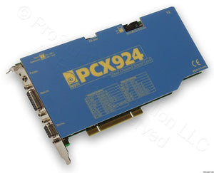 Digigram PCX924 v2 AES/EBU & Balanced Audio Broadcast Multichannel Sound Card [Refurbished]-www.prostudioconnection.com