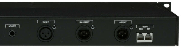 Comrex DH20 Broadcast Digital Hybrid Phone Line Console Audio Interface Gentner [Refurbished]-www.prostudioconnection.com