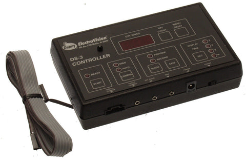 Denny ElectraVision DS-3 System Controller Keypad Photo Preview System w/ Cable [For Parts]-www.prostudioconnection.com
