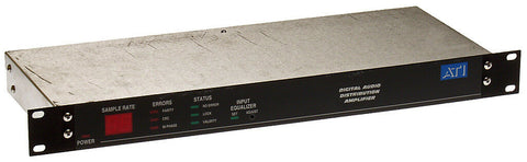 ATI DDA112-BNC 1x12 AES Digital Audio Distribution Amplifier 75 Ohm BNC S/PDIF [Refurbished]-www.prostudioconnection.com