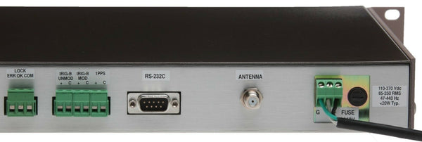 Arbiter 1093B opt27 8x IRIG-B GPS Atomic Clock Time Receiver Timecode 1PPS RS232-www.prostudioconnection.com