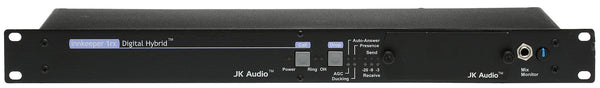 JK Audio Innkeeper 1rx Digital Hybrid Phone Line Audio Interface for Console [Refurbished]-www.prostudioconnection.com