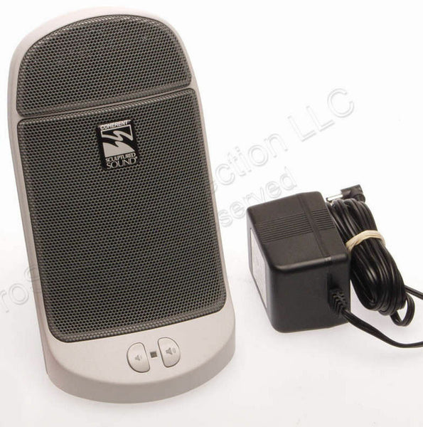 Coherent Call Port VoIP Echo Canceling PC Speakerphone Skype Duplex Adapter NEW-www.prostudioconnection.com