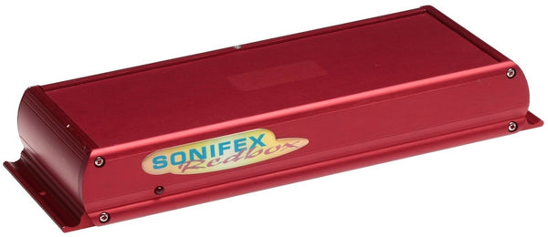 Sonifex Redbox RB-UL1 Stereo Unbalanced Audio RCA Phono > Balanced XLR Converter [Refurbished]-www.prostudioconnection.com